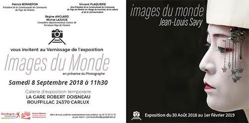 Exposition 2018 à Carlux
