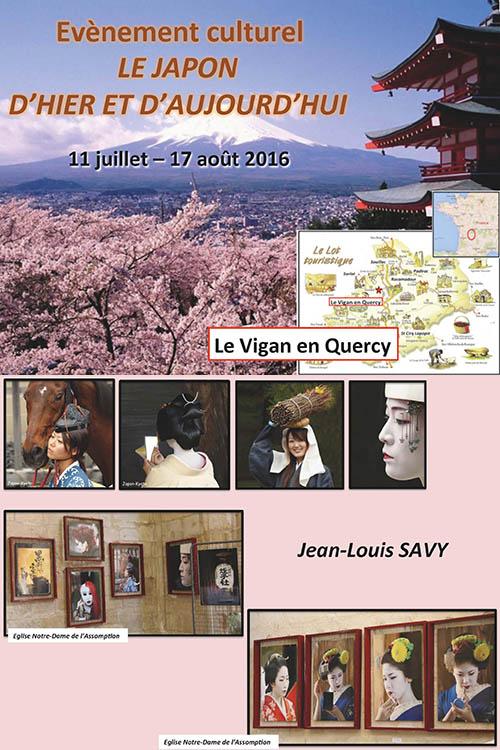 Exposition 2016 à Le Vigan